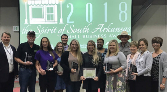 South Arkansas Small Business Awards