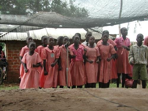 Bus for AIDS Orphans & Street Children in Uganda