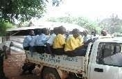 Bus for AIDS Orphans & Street Children in Uganda