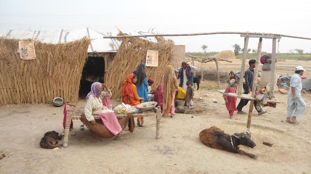 Living standard of village kahabar mahar uc mubark