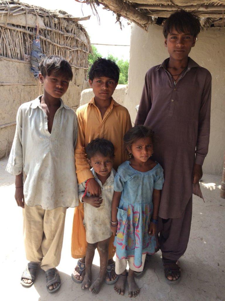 Children poor health
