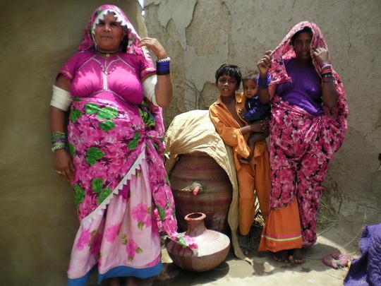 Heat Wave affected women using Nadi filter