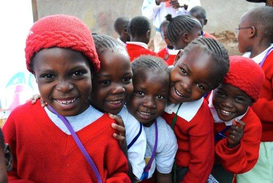 Shining Hope for Communities