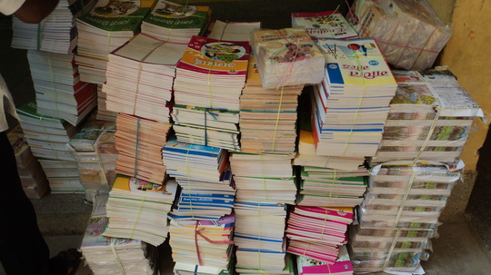 Books for Distribution for the new session.