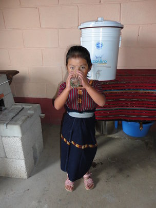 Eco Filters & Safe Stoves for Guatemalan Families