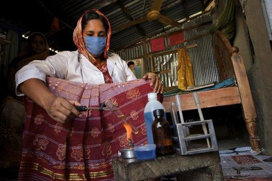 Ensuring Sanitary Conditions