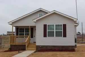 Ms. Aaron's New Home