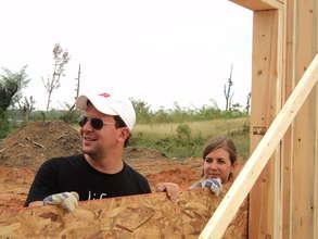 Volunteers Rebuilding in Pleasant Grove