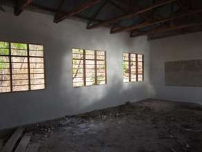 Classroom Walls and Windows