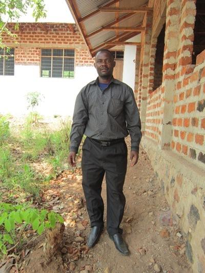 Mr. Kumenya - Our Headmaster!