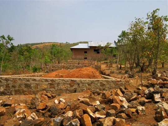 Block Three Foundation