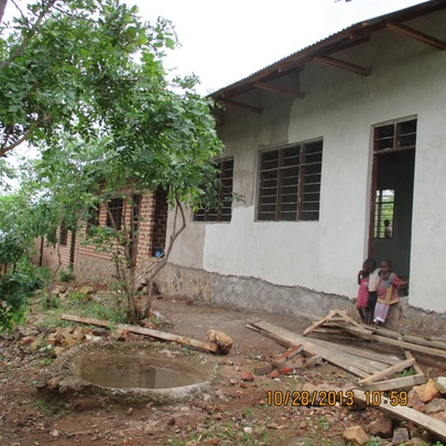Plaster on the Classrooms