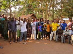 Mgaraganza Villagers