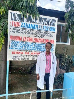 Dr. Tumsifu in Tabora