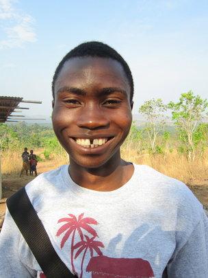 Scholarship Recipient - Amosi