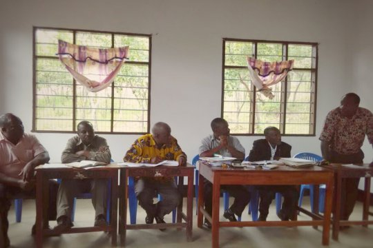 Village Leaders Requesting Funds for Desks