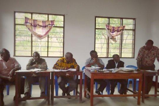 Village Leaders Requesting Funds for Desks