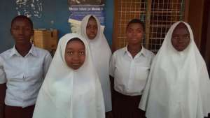 Prospective Students from Mkongoro Primary