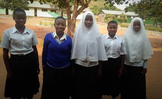 Prospective Students from Kangongo Seco