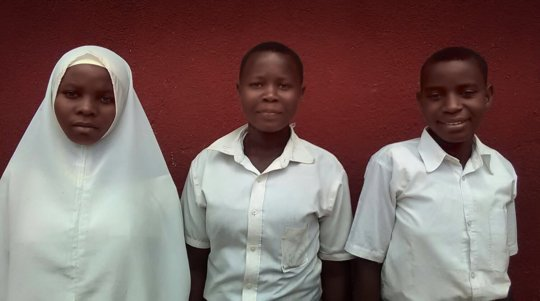 Prospective Students from Mungonya Primary
