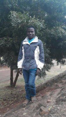 Saidi - young man, future banker