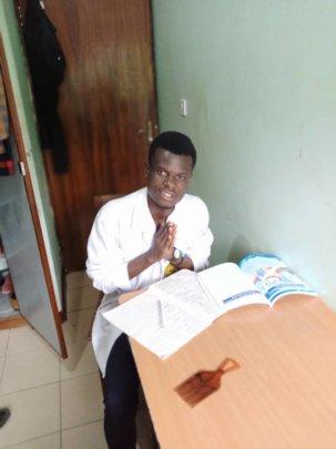 Simoni -- Future Surgeon at U of Dodoma