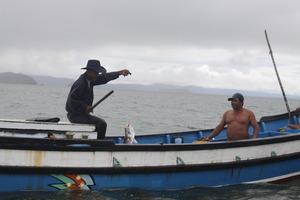 Fishing the Congo