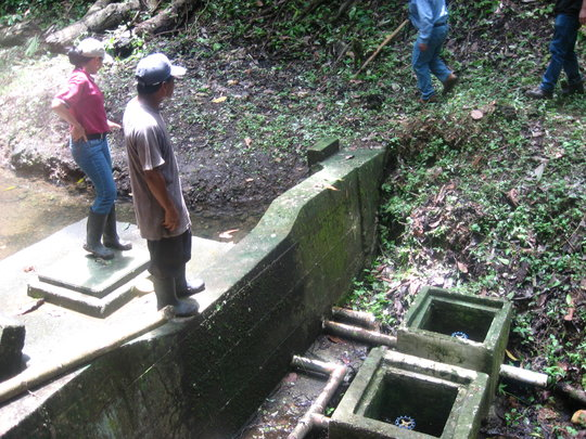 Bringing clean water to coastal Panama