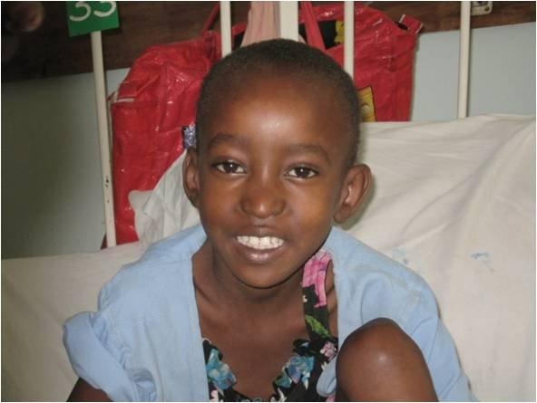 Emelda after treatment