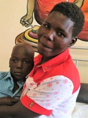 Jonathan and his Mother
