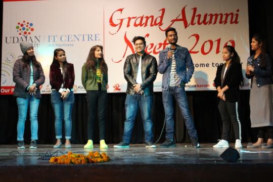 The Grand Alumni Meet 2019