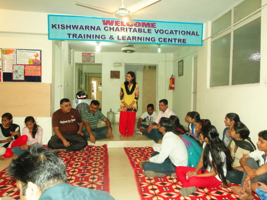 Confidence Building Activity organised by UPS