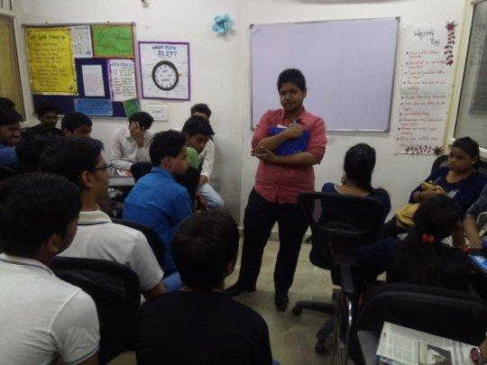 Expert Session by Jamal,Soft Skill Trainer, ETASHA