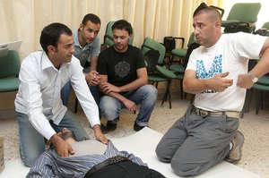 Libya conflict - emergency response