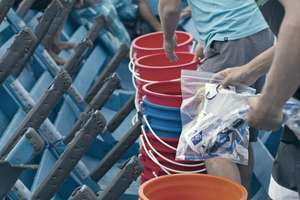 setting up buckets