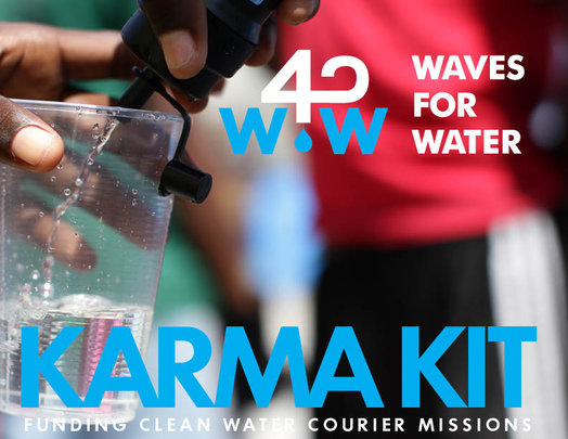 Karma Kit: W4W & Clean Water Courier Missions