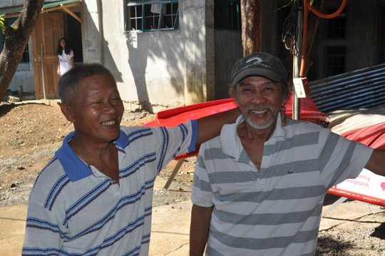 Community-Based Rescue Team Leaders