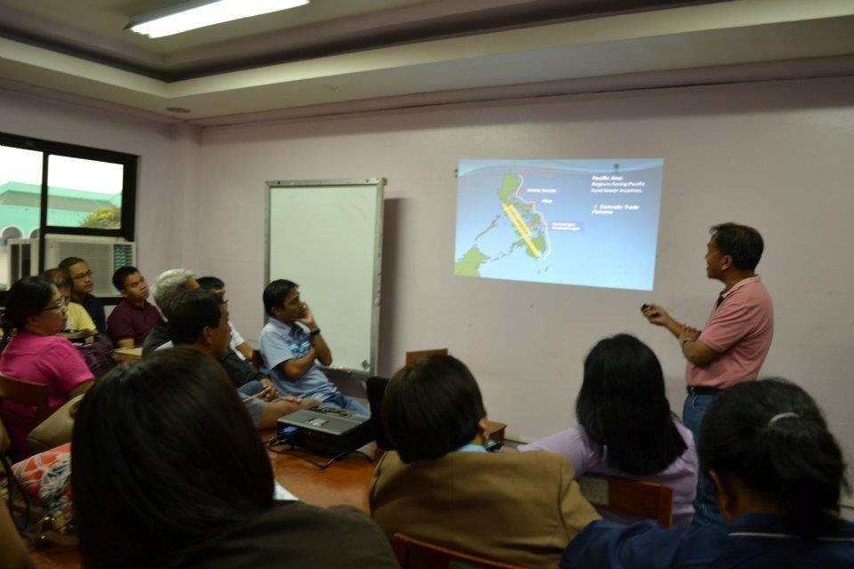 Philippines Disaster Relief-De La Salle University