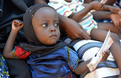 Provide Plumpy'Nut for Children in the Sahel