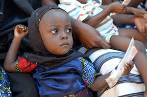 Lifesaving Plumpy'Nut for Children in the Sahel