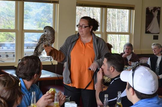 Board Member shares information on wildlife
