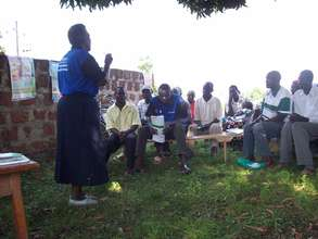 CFW's Janet Kamar reaching out to her community