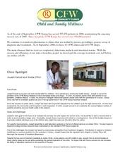 CFW Kenya in 2006 (PDF)