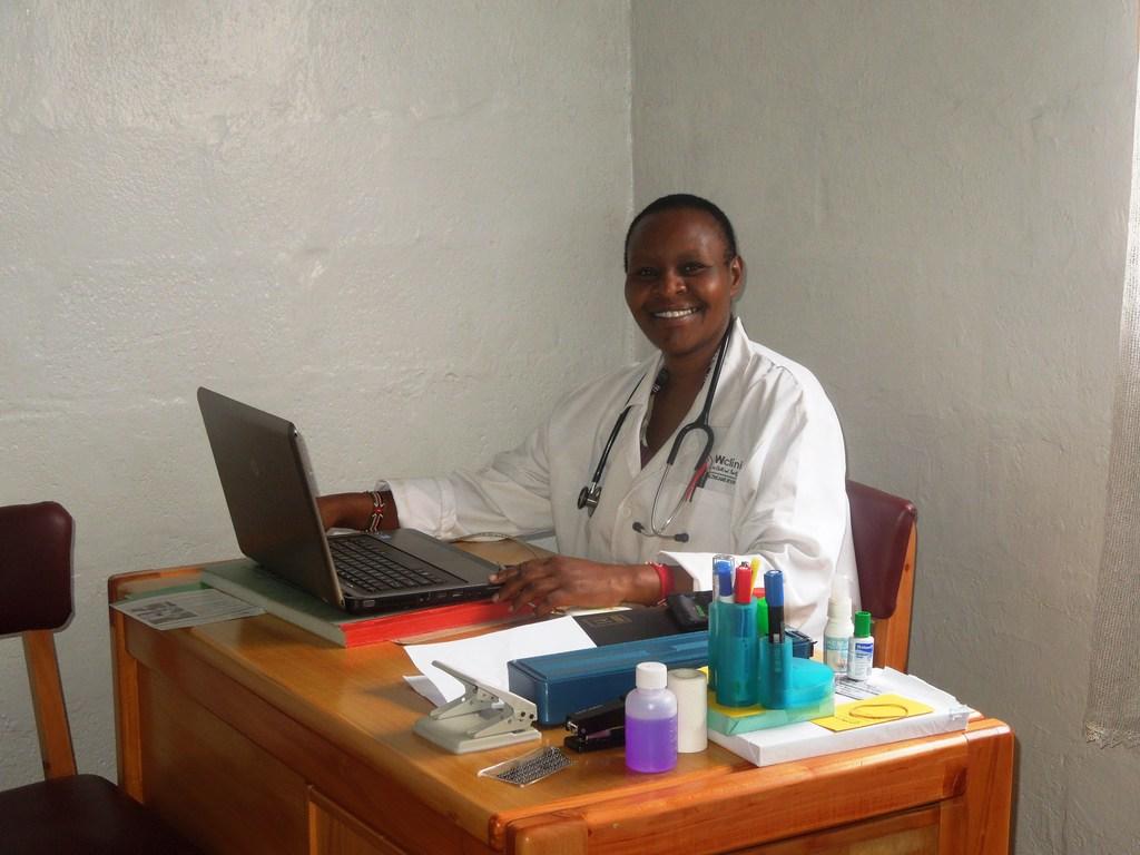 CFW clinics - Kibera photo 3