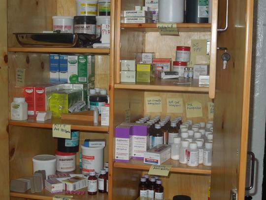 CFW clinics - Kibera photo 4