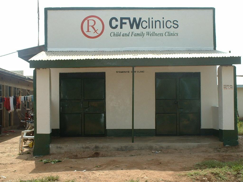 A New CFWclinic in Kenya--Open December 17, 2008