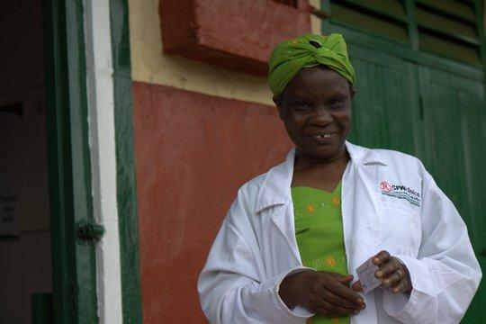 Rosemary Nguku--CFW franchisee--2011-09