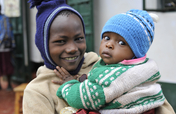 Support Child & Family Wellness shops in Kenya