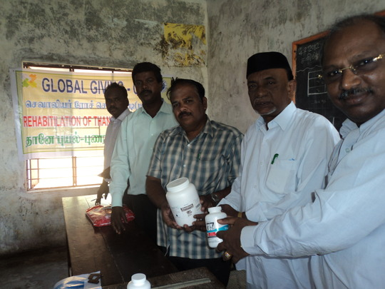 GLOBAL GIVING STAFF ISSUED VITAMIN ANGELS TABLETS