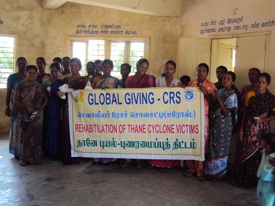 GLOBAL GIVING AIDED ENTREPRENEUR TRAINING